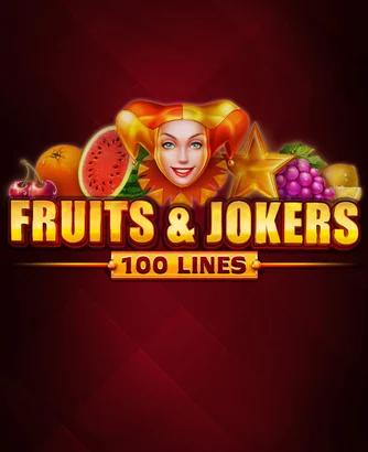 Fruits Jokers 100 Lines